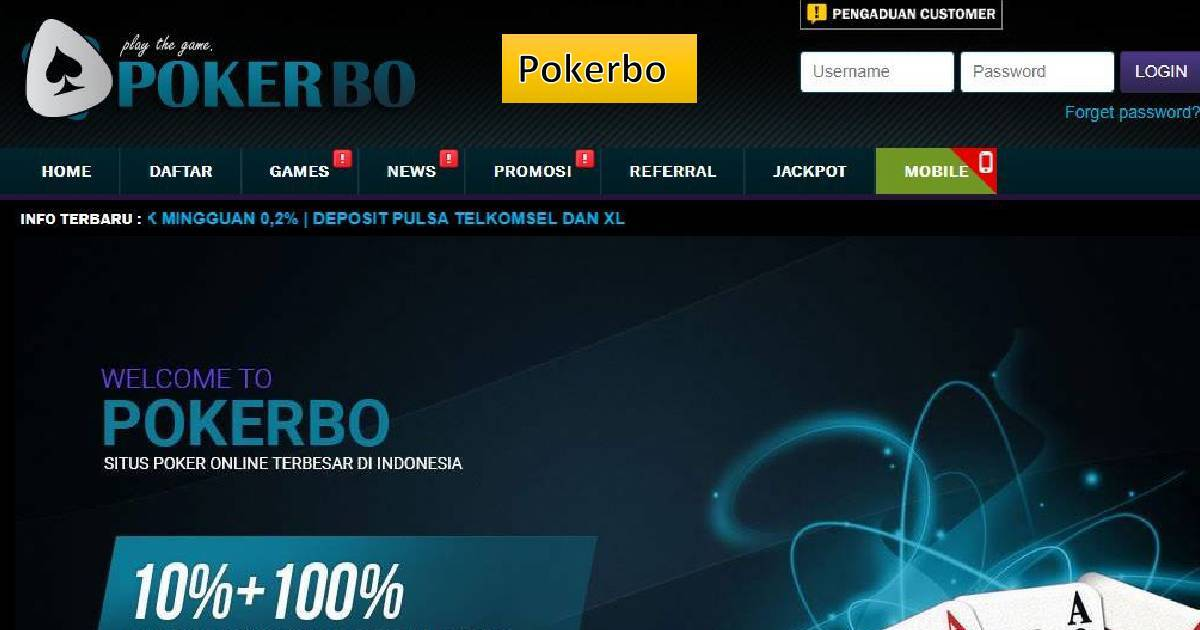 Pokerbo Alternatif – Bagis