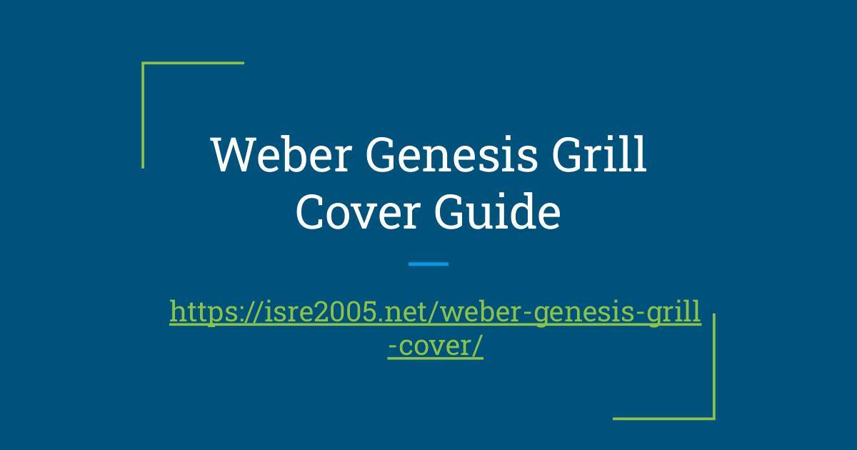 Weber Genesis Grill Cover Guide.pdf